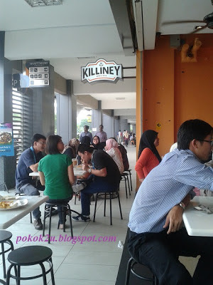 Restoran Killiney Kopitiam, Cyberjaya