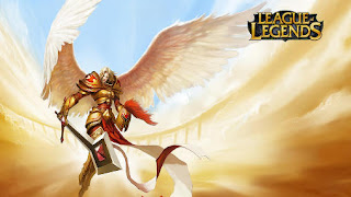 Screenshots of the Kayle: League of legends for Android tablet, phone.