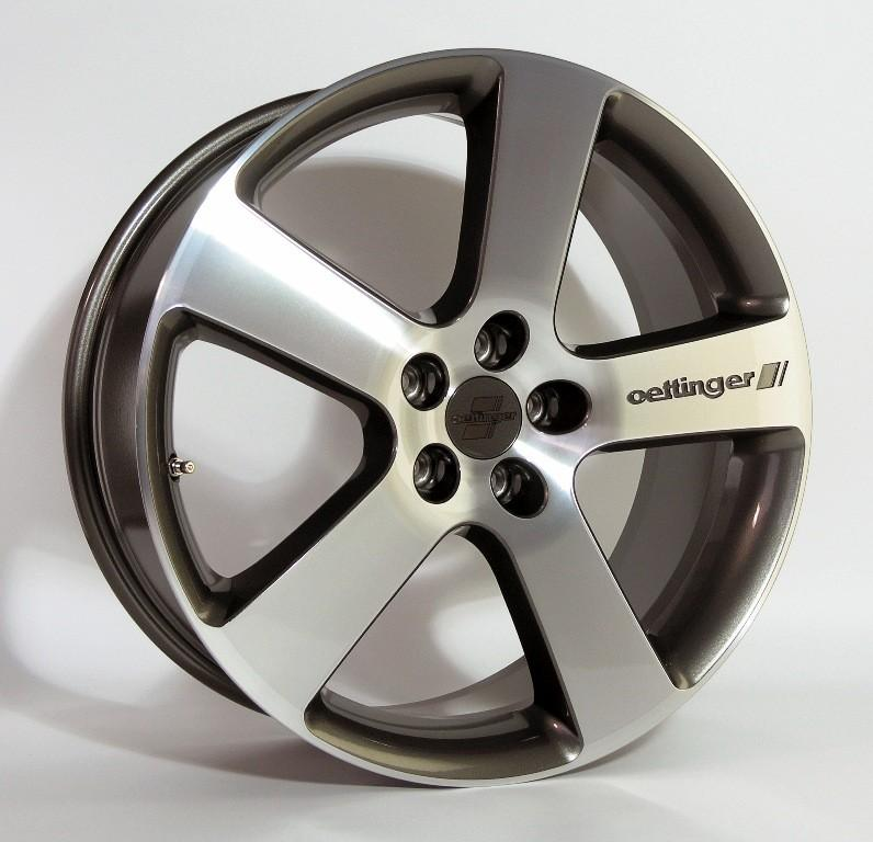Oettinger Sports Rims 4 the New Golf mk6 | Macam2 Bodykit & Carbon ...