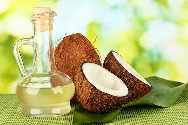 Tác dụng của dầu dừa thật tuyêt vời cho sức khỏe và sắc đẹp