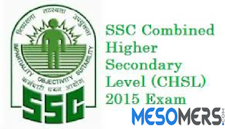 combined higher secondry level examination 2015