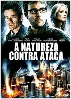 Download A Natureza Contra Ataca DVDRip x264  Dublado