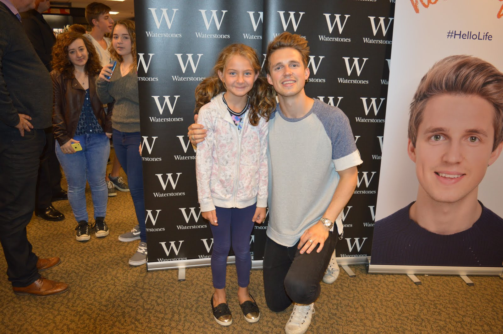 MEETING MARCUS BUTLER➜