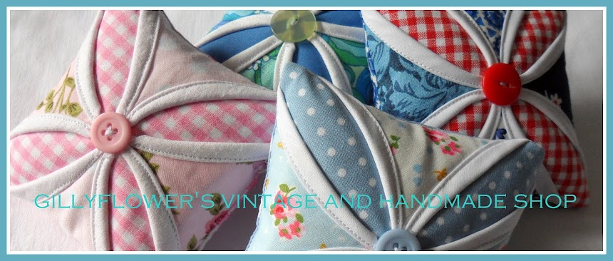 Gillyflower's Vintage and Handmade Shop