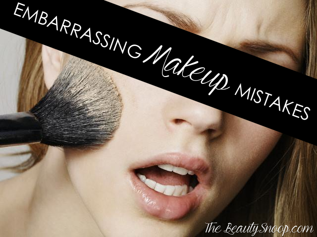 makeup mistakes, makeup blunders, avoid these makeup mistakes