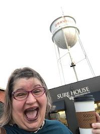 2019, Sure House, Golden Milk Latte, Orrville OH