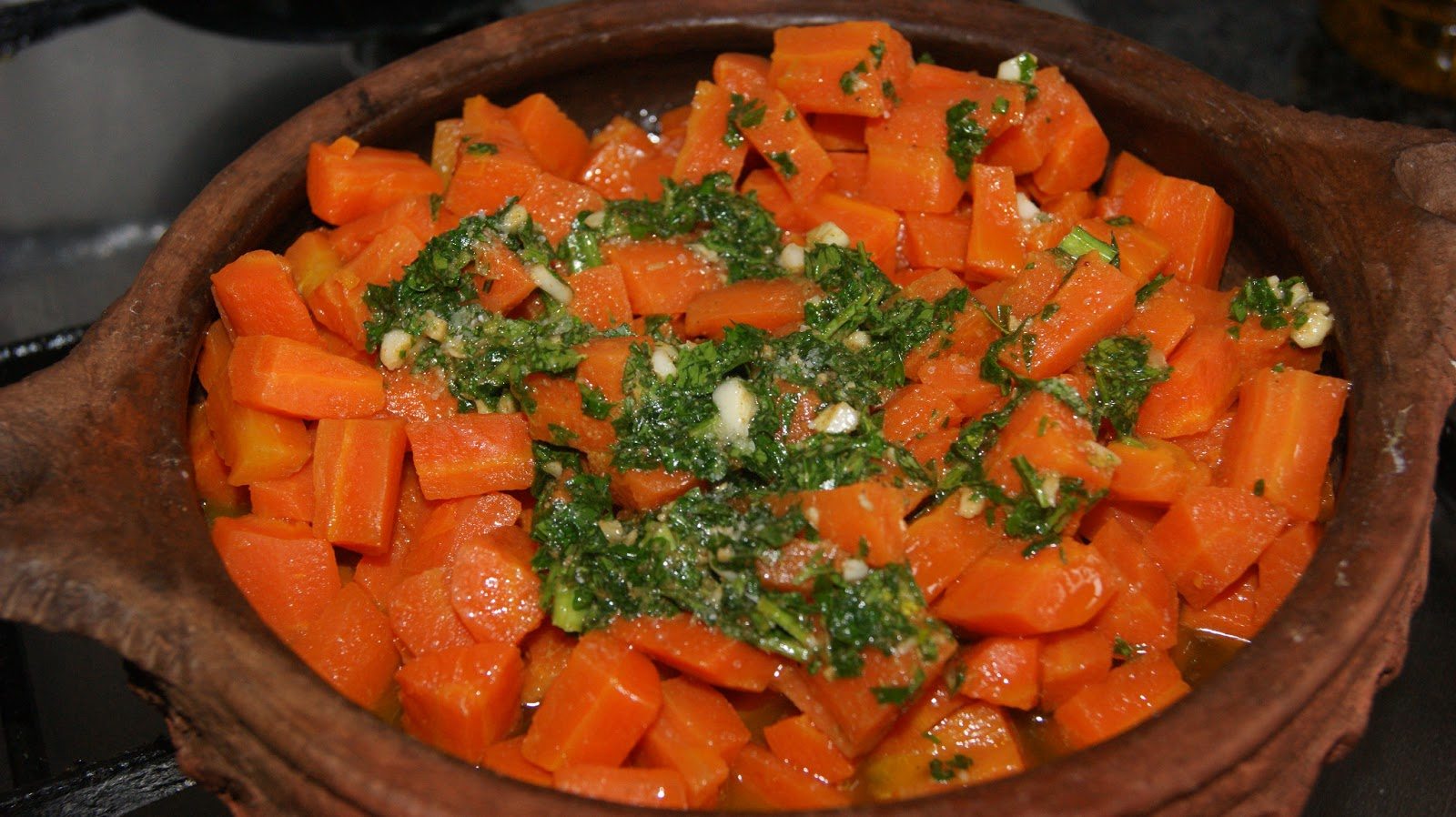 Ca l 39 ahlam ensalada tibia de zanahorias - Ensalada de zanahorias ...