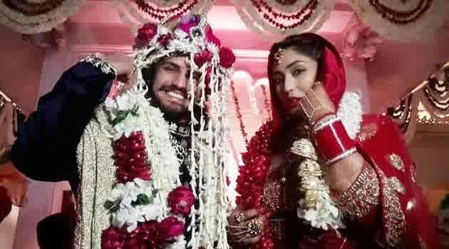 Foto Pernikahan Rajat Tokas 2014