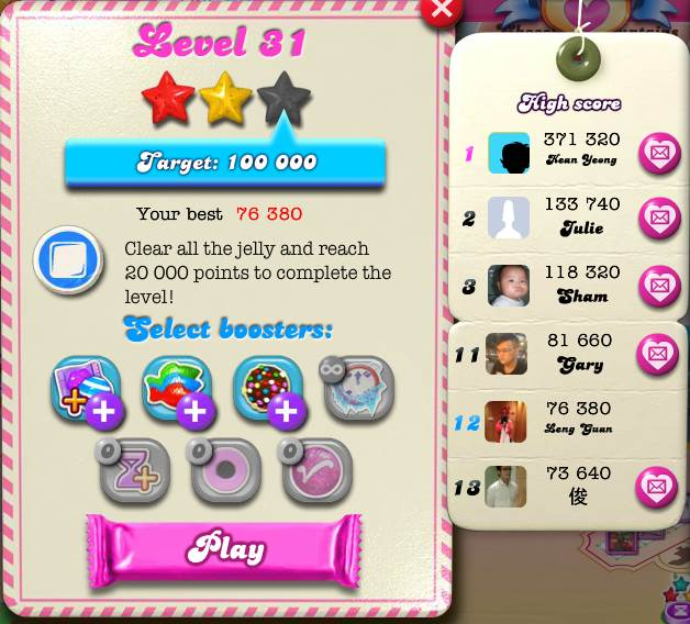 how do i beat level 88 of candy crush which