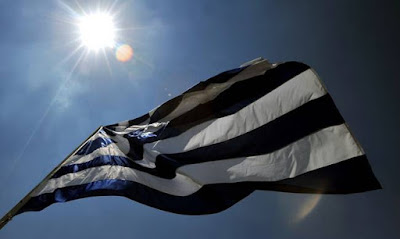 Σαν σήμερα το 1822 καθιερώνεται η γαλανόλευκη ως επίσημο σύμβολο του γένους των Ελλήνων