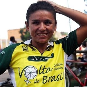 A cearense Fernanda da Silva Souza estará presente representando o Brasil nas provas de ciclismo feminino nas Olimpíadas de Londres 2012