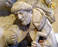 Toul - Musée d'Art et d'Histoire : Nativité - Saint- Joseph