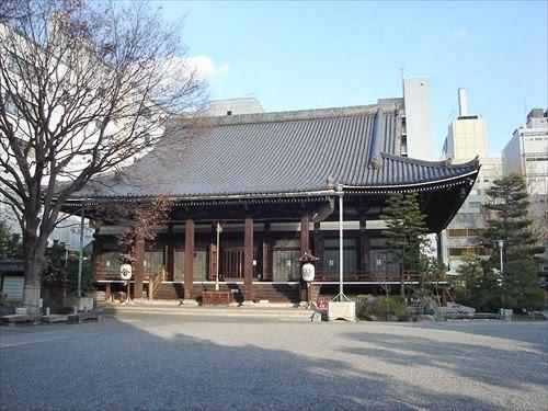 本能寺(ほんのうじ)