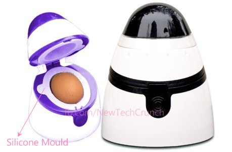 Eggxactly egg maker