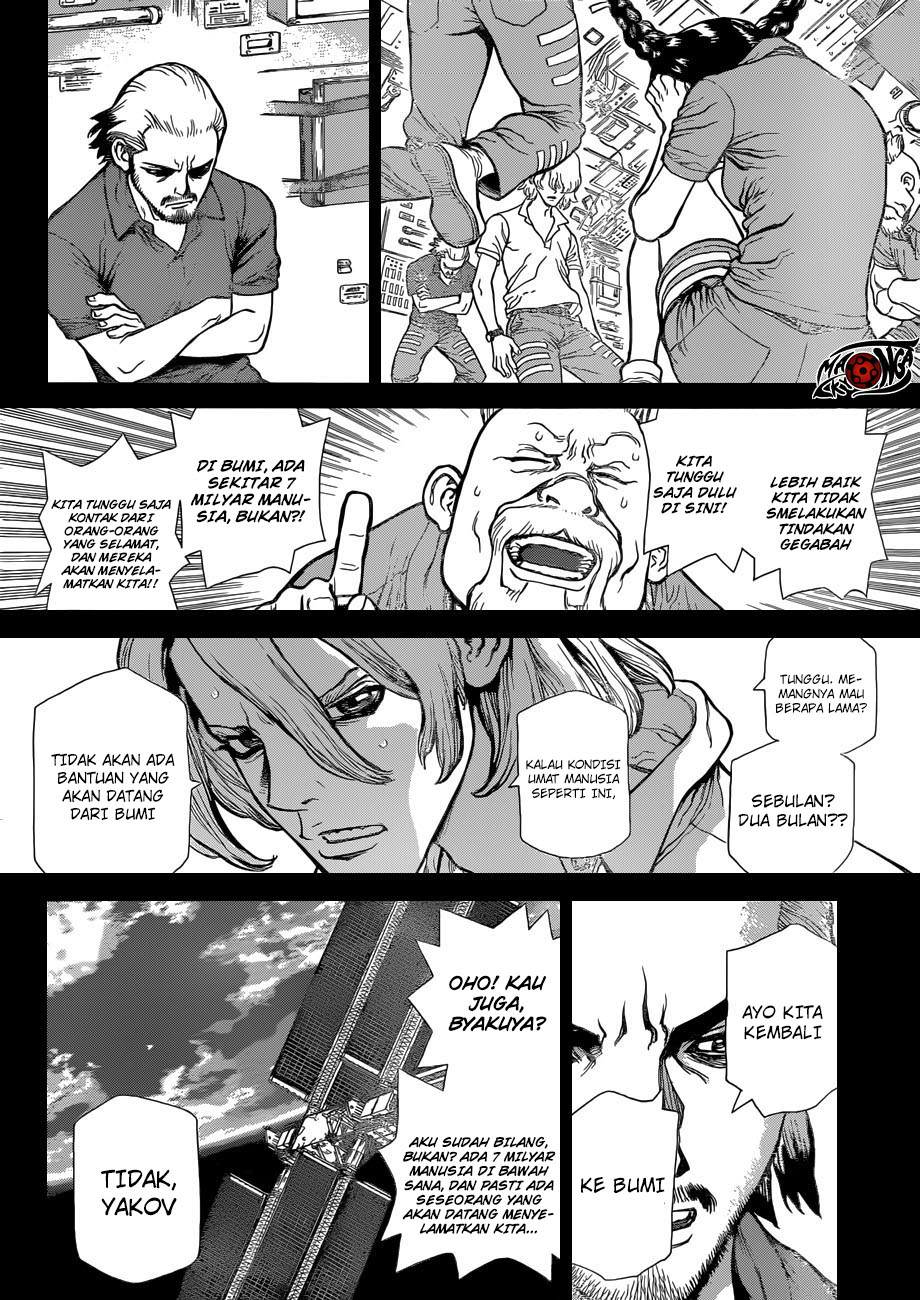 Dr. Stone Chapter 43-15