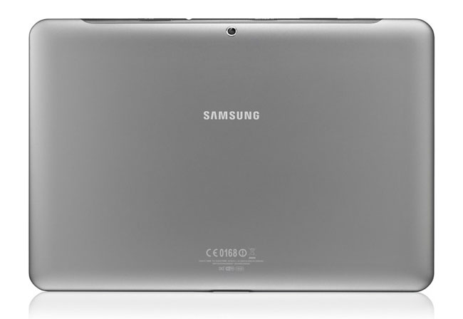 Samsung Galaxy Tab 2 10.1 P5100 rear camera
