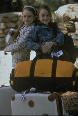 the parent trap poster, parent trap style, glitter daiquiri, 1998