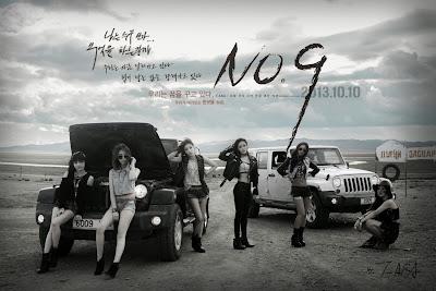 t-ara no9 comeback