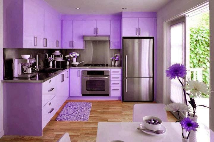 warna cat untuk dapur menurut feng shui