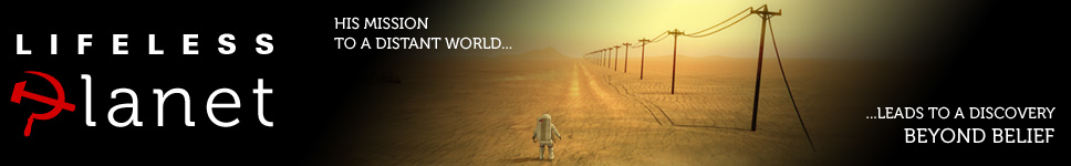 Lifeless Planet: A New 3D Action-Adventure Game from Stage 2 Studios