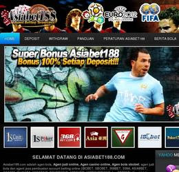 ASIABET188 AGEN BOLA SBOBET TERPERCAYA