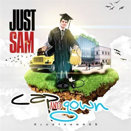 Just Sam   Cap And Gown 2012