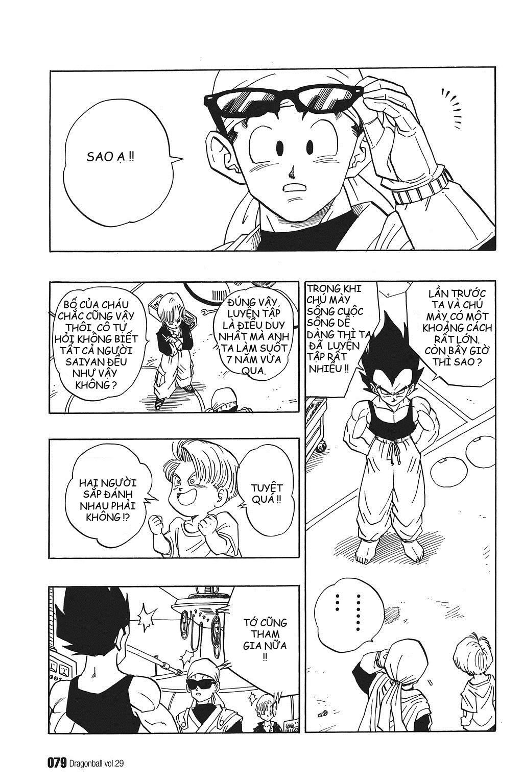 xem truyen moi - Dragon Ball Bản Vip - Bản Đẹp Nguyên Gốc Chap 426