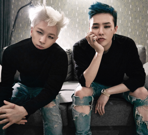 Photobook - G-DRAGON X TAEYANG IN PARIS 2014