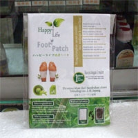 Koyo Detox Bamboo/Happy Life Foot Patch