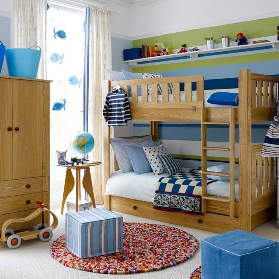 Decorating Boys Bedroom Ideas Photos
