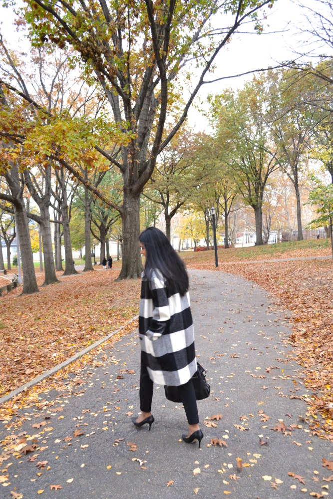 Astoria New York fall coat trends
