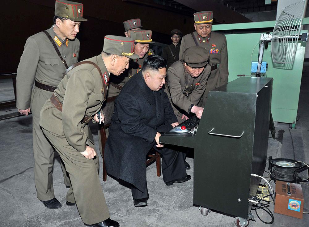 anche i dittatori usano logitech