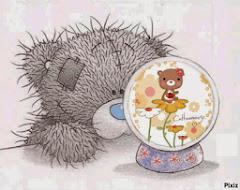 TT boule avec dessin offert par Magali