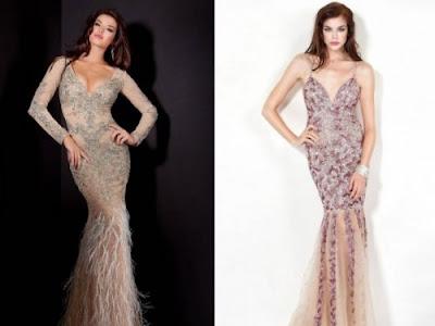 Fotos de Modelos de Vestidos de Formatura para 2013