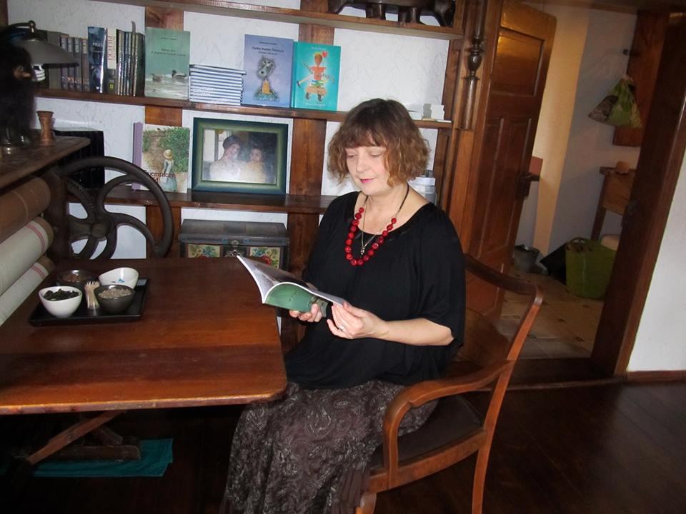 Katarzyna Georgiou odpowiada na pytania czytelników