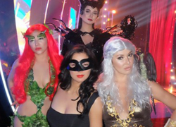 Pinay Celebs Sexiest Halloween Costumes!