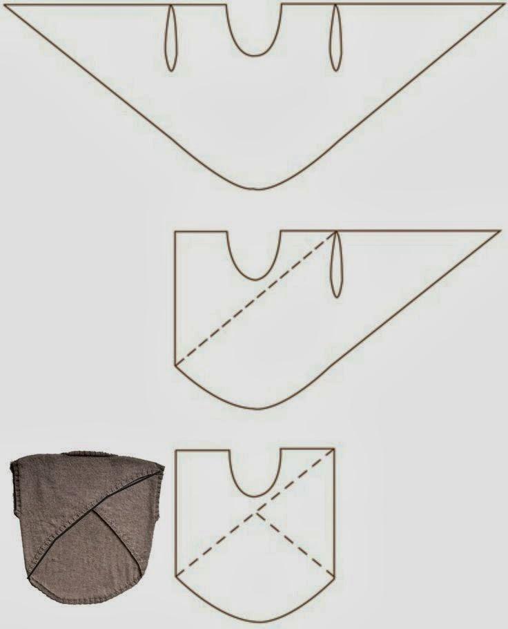 Своими руками творчество шитье выкройки простые выкройки