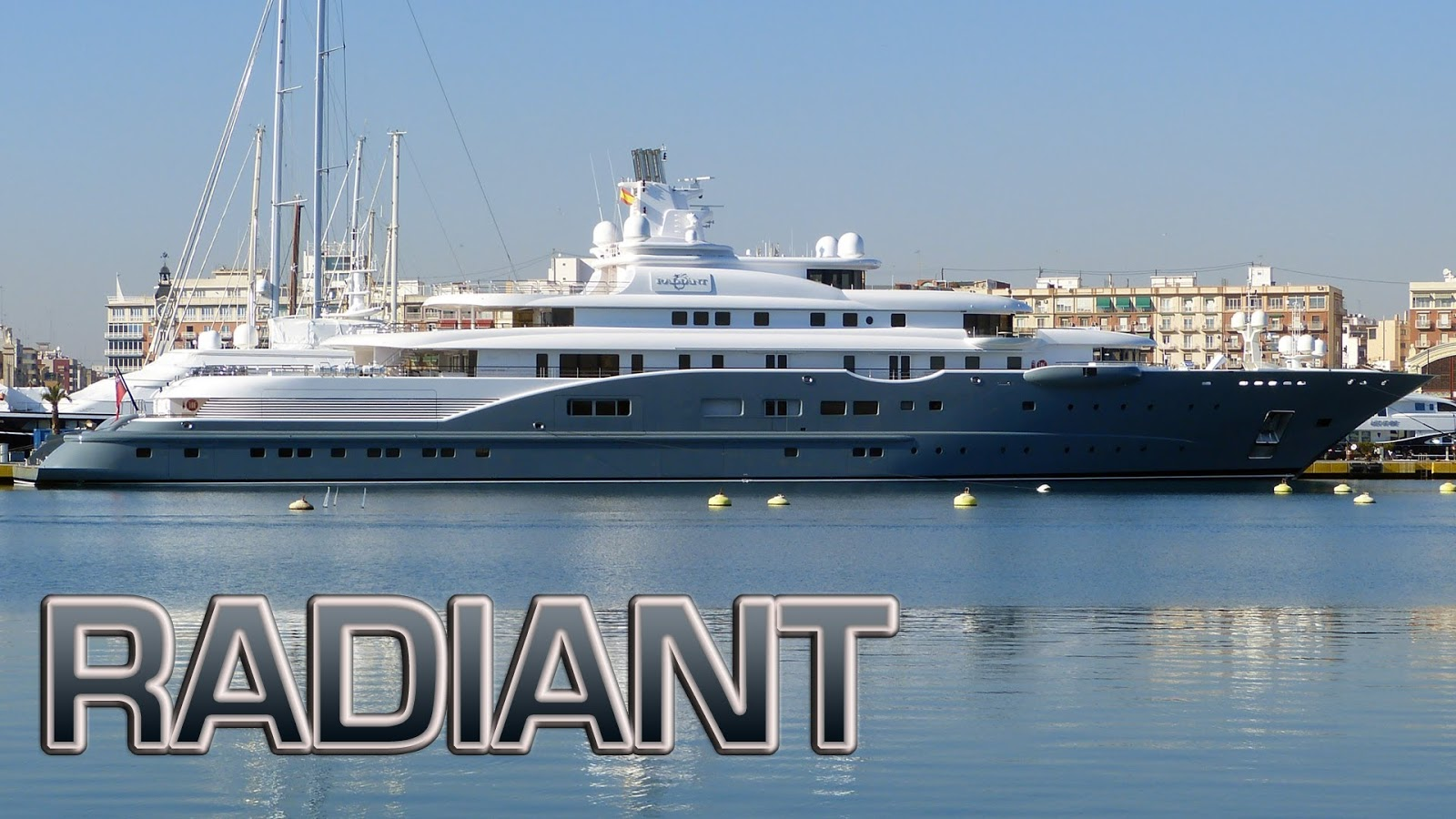 Radiant Superyacht