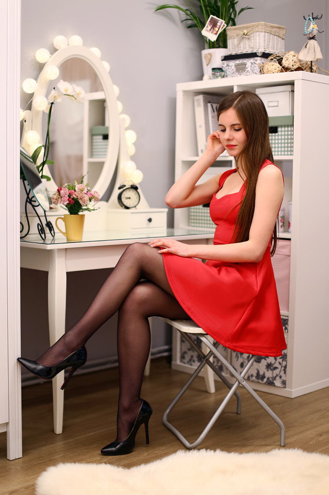 Ariadna Majewska  White%2Bdressingtable%2Bikea%2Bsweet%2Broom