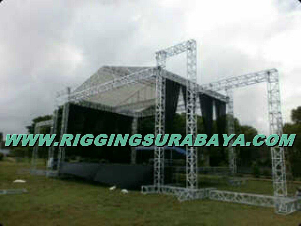 jual rigging stage ukuran 8x6 komplit