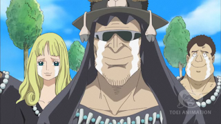 One Piece Episode 509, Encounter! The Great Swordsman Mihawk! Zoro's Self-Willed Deadly Struggle!, 接触! 大剣豪ミホーク ゾロ意地の死闘