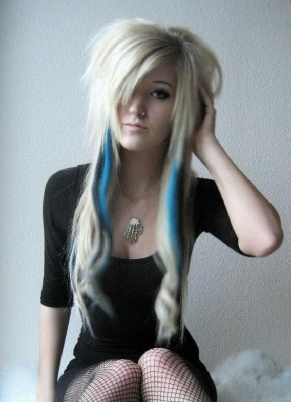Girls Trendy Hairstyle