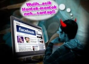 cowok lajang di facebook