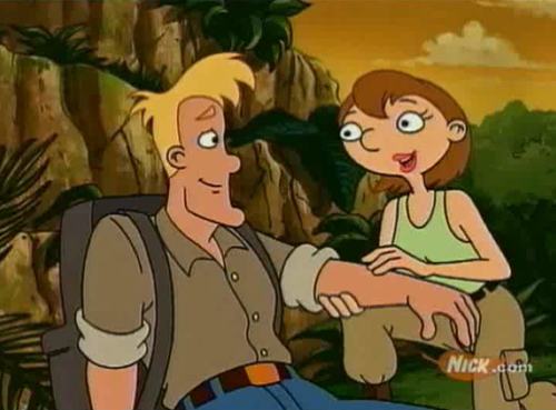 Image Result For Jungle Movie Hey Arnold