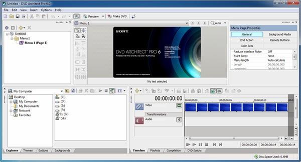 free download dvd architect pro 6 keygen