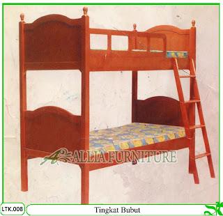 Tempat Tidur Anak Klender Tingkat