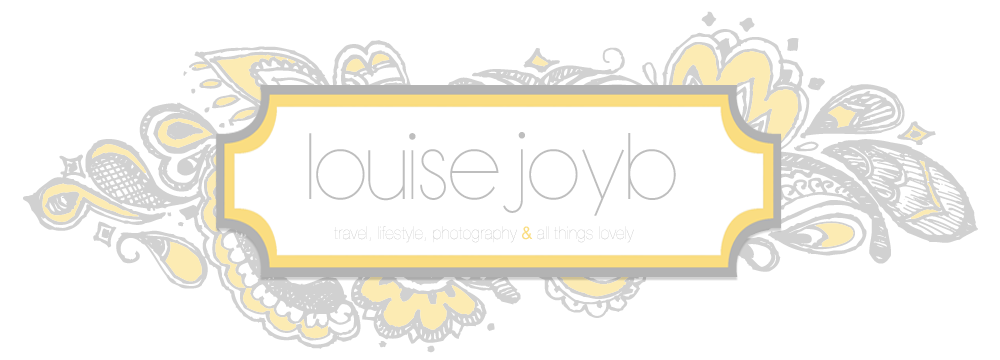Louisejoyb | UK Lifestyle & Fashion Blog