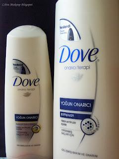 dove yoğun onarıcı şampuan