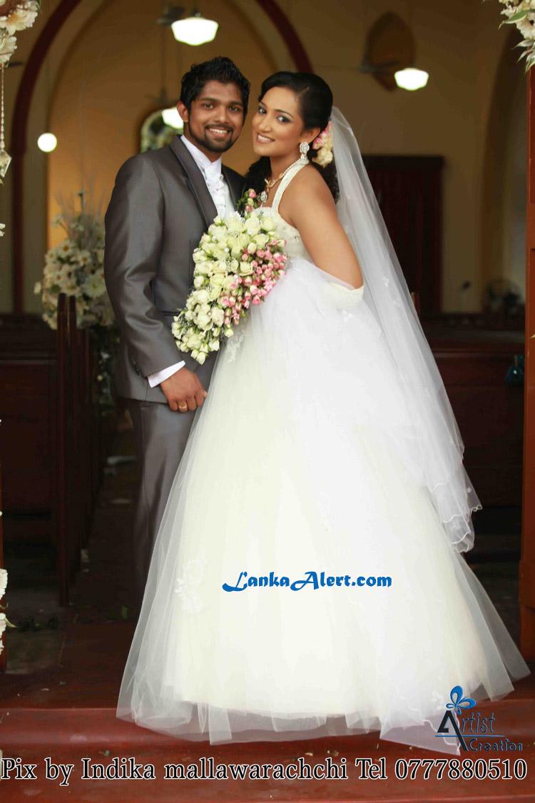Gossip lanka - Srilankan Model: sriyantha mendis daughter's Wedding