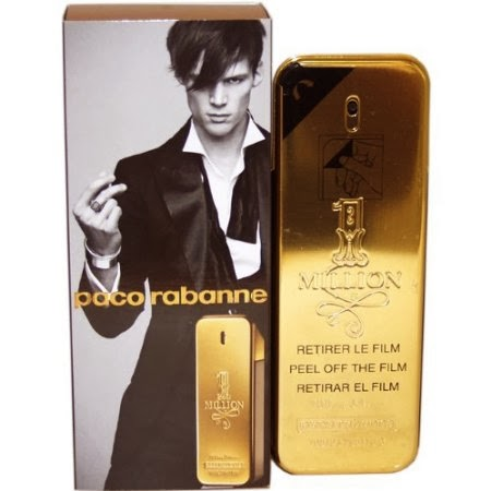 ONE MILLION For Men By PACO RABANNE Eau De Toilette Spray